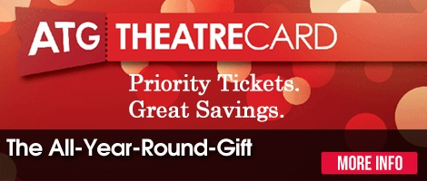 Theatre Card - Membership - Discounts - ATG Tickets
