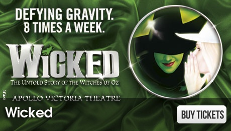 Wicked - London Theatre Tickets - ATG