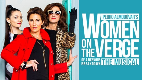 Women on the Verge - Valentine's Day Gifts - ATG Tickets