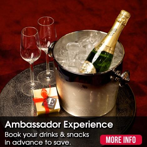 Ambassador Experience - ATG Tickets