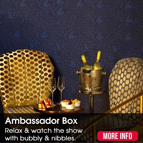 Ambassador Box - ATG Tickets