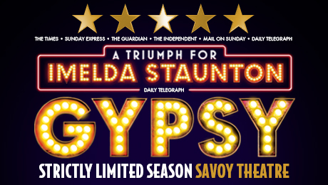 Gypsy extends until 28 November 2015