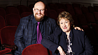 ATG's Sir Howard Panter and Rosemary Squire OBE top the Stage 100 for a record-breaking sixth consecutive time