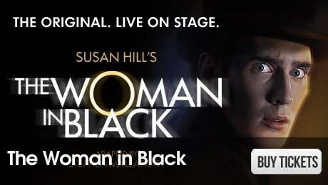 The Woman in Black - West End Plays - ATG Tickets