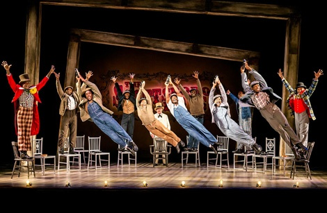 Scottsboro boys - ATG Tickets