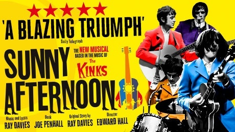 Sunny afternoon - ATG Tickets