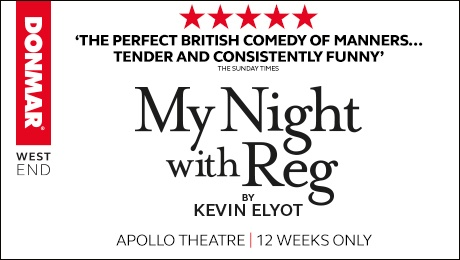My Night with Reg - ATG Tickets Blog