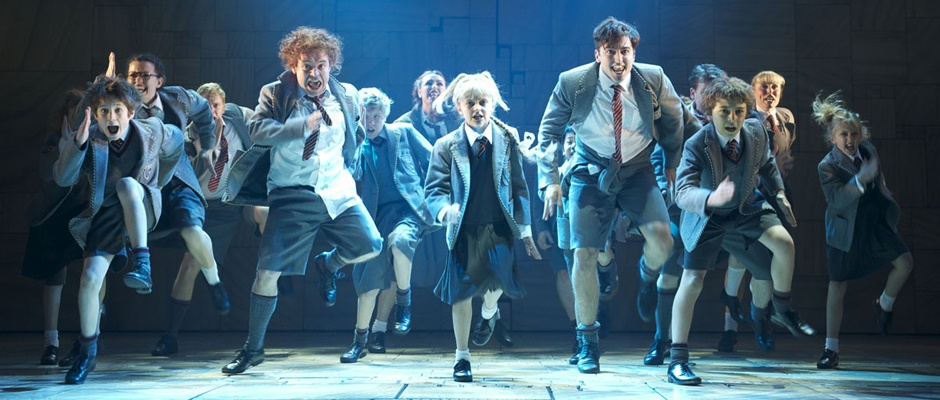 Matilda's Revolting Children - ATG Tickets