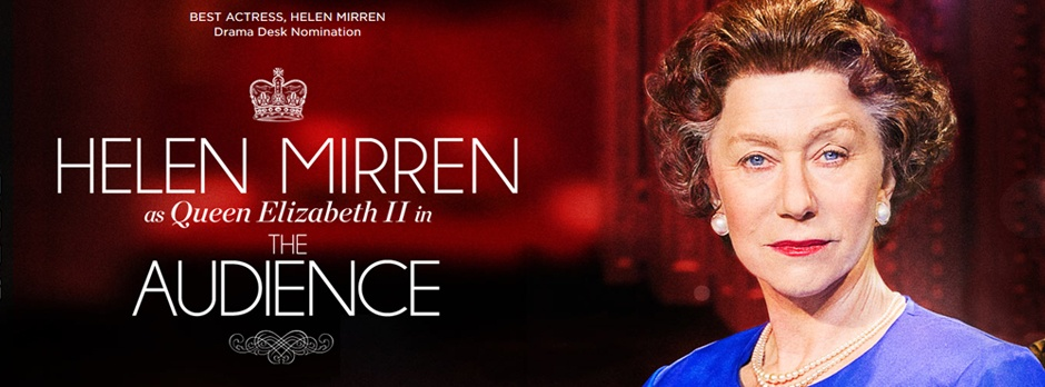 Helen Mirren in The Audience-  ATG Tickets