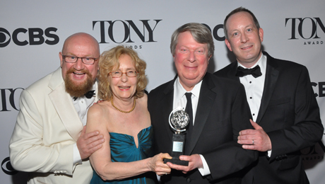 The King and I reigns at the 2015 Tony Awards