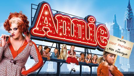 Annie Tour  Cast