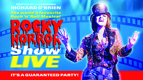 Celebrity Cast Announced For The Rocky Horror Charity Gala Performance