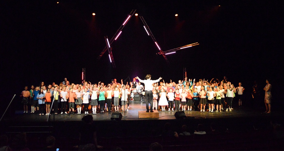 Creative Learning Week - Churchill Theatre - ATG Blog