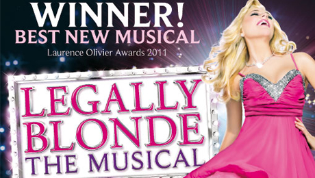 Last chance to see multi award-winning Legally Blonde the Musical