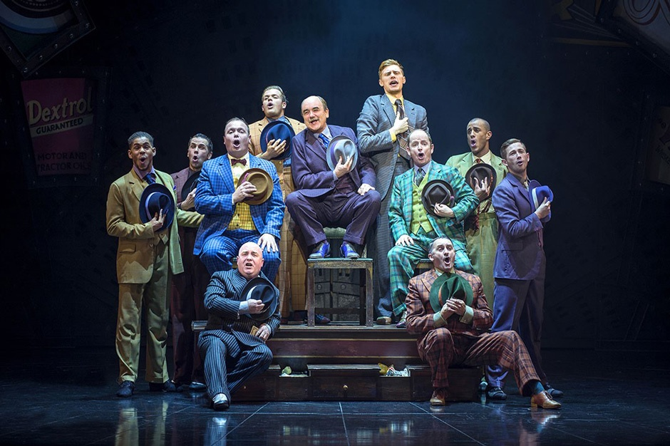 The History of Guys and Dolls