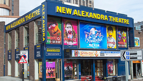 New Alexandra Theatre Birmingham