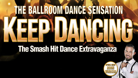 Keep Dancing Poster