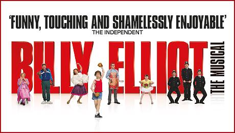 Billy Elliot - Edinburgh Playhouse - ATG Tickets