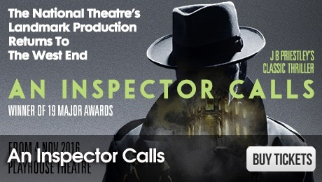 An Inspector Calls - West End Plays - ATG Tickets