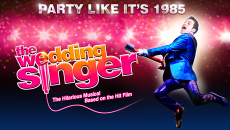 The Wedding Singer - Kings Theatre - ATG Tickets