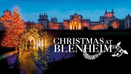 Christmas at Blenheim - Blenheim Palace, Oxfordshire - ATG Tickets