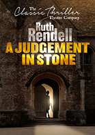 Image result for ruth rendell a judgement in stone