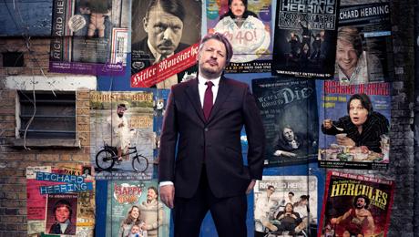 atgtickets.com - Richard Herring: The Best - Theatre Royal