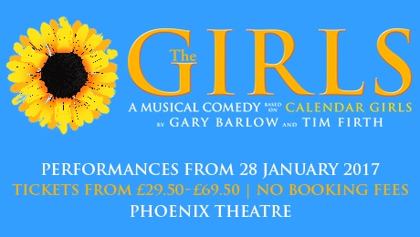 The Girls - Mother's Day - ATG Tickets