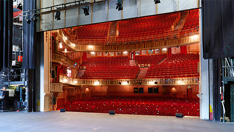 Theatre Backstage Tour Other Events Wimbledon Atg Tickets