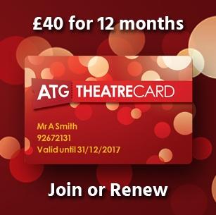 ATG Theatre Card