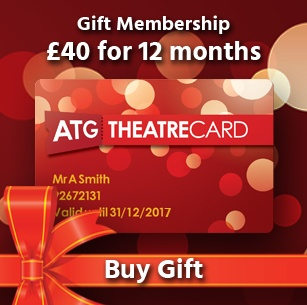 ATG Theatre Card - Gift Membeship
