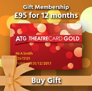 ATG Theatre Card Gold - Gift Membership