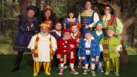 Snow White & the Seven Dwarves