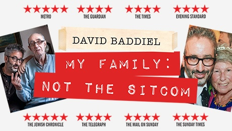 David Baddiel - Mother's Day - ATG Tickets