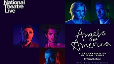 NT Live: Angels in America, Part Two: Perestroika