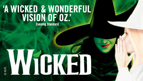 West End hit musical Wicked welcomes its 5 millionth visitor and is shortlisted for the Olivier's BBC Radio 2 Audience Award