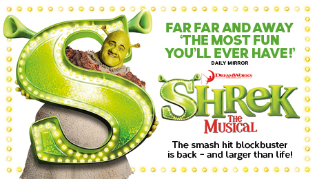 Shrek the Musical - Palace Theatre - ATG Tickets
