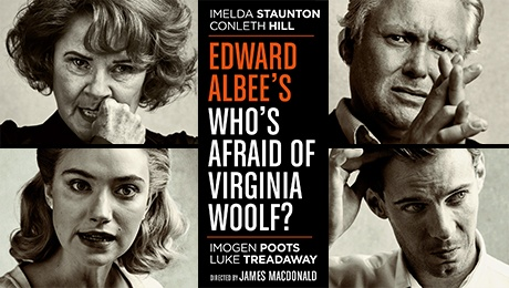 Virginia Woolf - Mother's Day -  ATG Tickets
