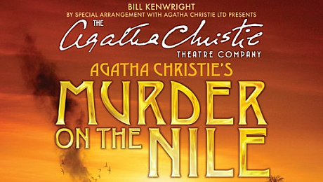 Murder on the Nile Tickets at Theatre Royal Brighton,