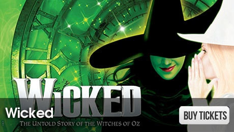 Wicked - London Theatre Tickets - ATG Tickets