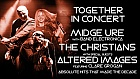 Midge Ure, The Christians, Altered Images