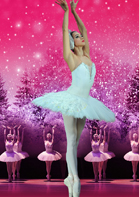 Russian State Ballet of Siberia's The Snow Maiden
