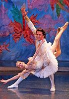 Moscow City Ballet presents The Nutcracker