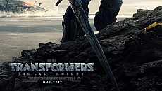 Pre-release: Transformers: the Last Knight 3D