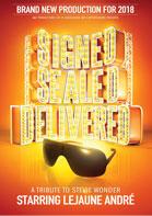 Signed Sealed Delivered - A Tribute to Stevie Wonder