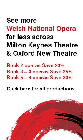 WNO - Tosca - Milton Keynes Theatre - ATG Tickets