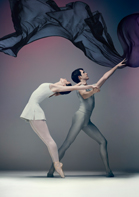 English National Ballet: Song Of The Earth / La Sylphide