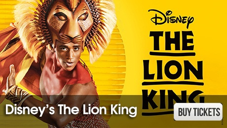 The Lion King - West End Plays - ATG Tickets