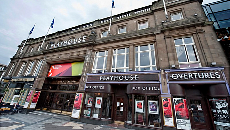The Playhouse on the Fringe 2012