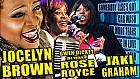 Sisters of Soul - Jocelyn Brown, Jaki Graham & Gwen Dickey of Rose Royce